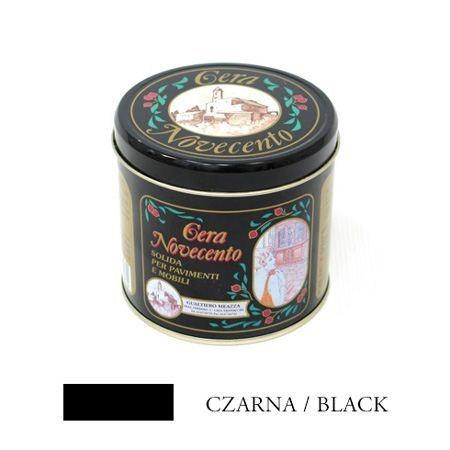 Wosk w paście czarny 500 ml – M01028