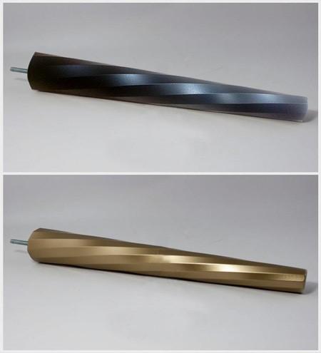 NOGA DREWNIANA DO MEBLI TWISTED F990037