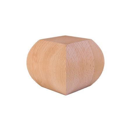 Noga drewniana WY01049