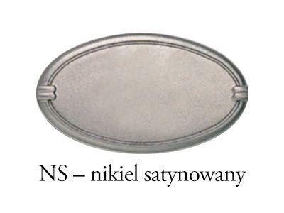 Kołatka mosiężna sar00008.NS