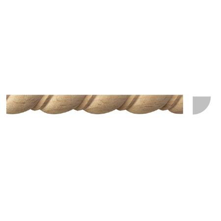 listwa drewniana ćwierćwałek  EM00074Q