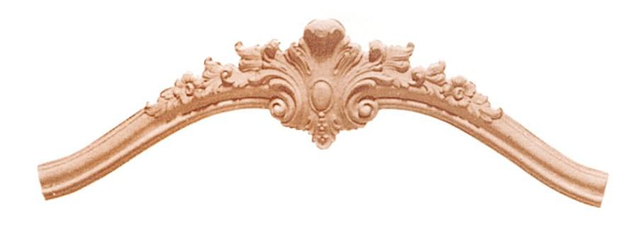 Ornament aplikacja z pyłu drzewnego F560211
