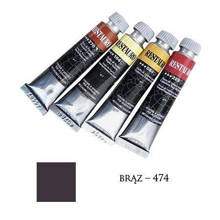 Farba Restauro 20ml, 474 - brąz – MA0474