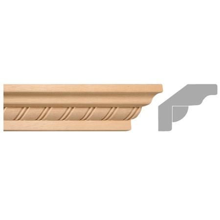 listwa, gzyms drewniany rzeźbiony EM00282