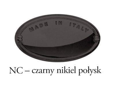 gałka kryształowa Fulgor 9993.NC