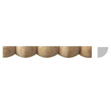listwa drewniana ćwierćwałek EM00026Q