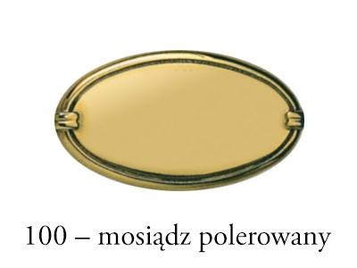 Kołatka mosiężna bacco SE03521.MP