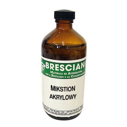 Mikstion akrylowy 15 min. 250 ml PB00042