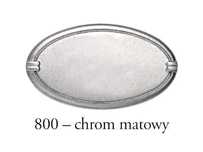 uchwyt meblowy Stilus wpuszczany 3600.800