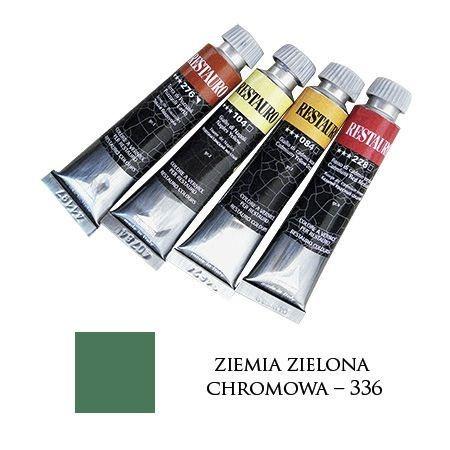 Farba Restauro 20ml, 336 - ziemia zielona chromowa – MA00336