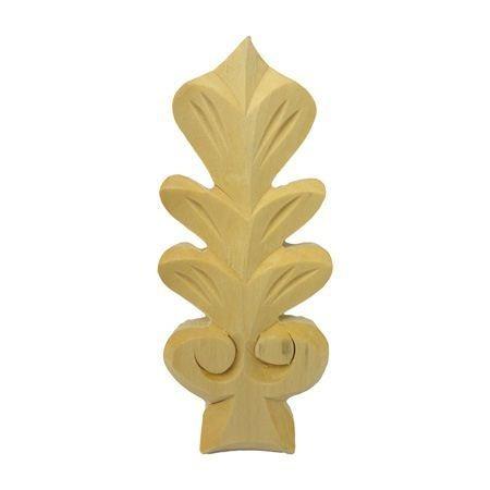 Ornament drewniany rzeźbiony ręcznie WY00053