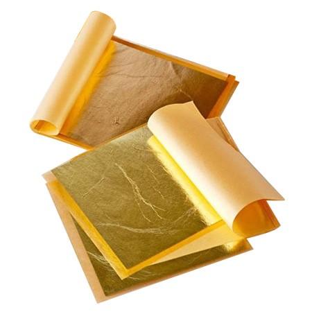Złoto płatkowe 22 kt (25 płatków) – ZB6030