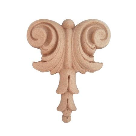 Ornament dekor z pyłu drzewnego F560380
