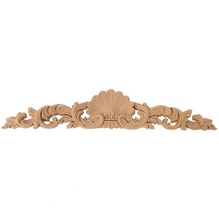 Korona Ornament  z pyłu drzewnego F571372