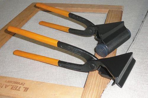 Szczypce do naciągania płótna – B80435