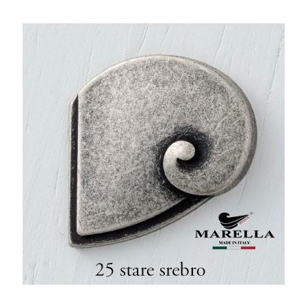 Gałka ceramiczna Brando 24316P0402C.25