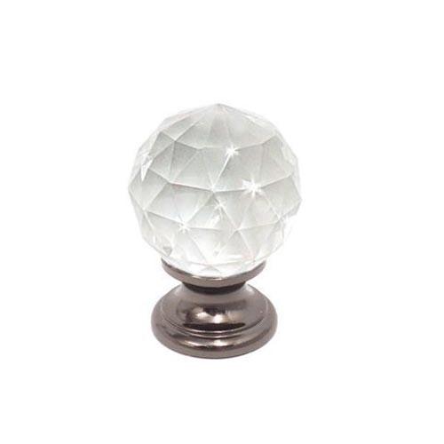 gałka kryształowa Fulgor 9991.NC