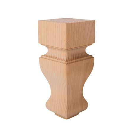 Noga drewniana WY01055