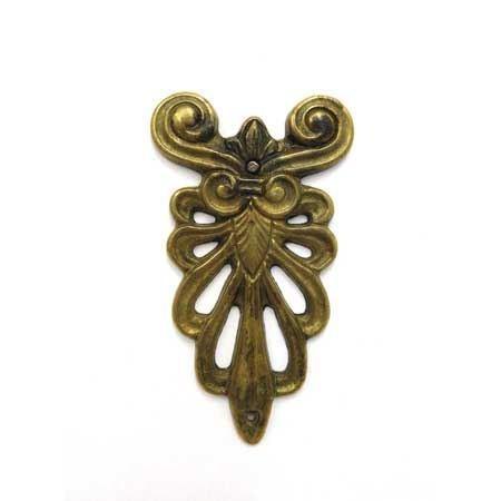 ornament mosiężny 45245.06700.03