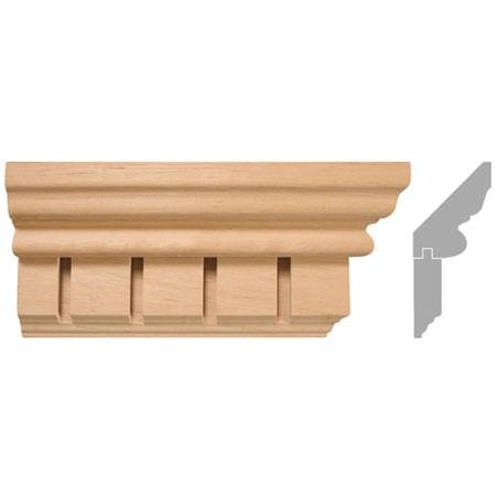 listwa, gzyms drewniany rzeźbiony EM00280