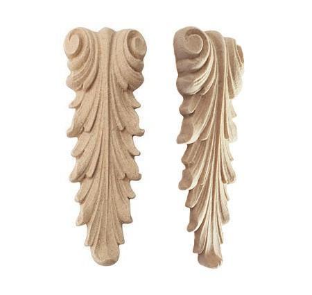Ornament dekor z pyłu drzewnego F560007