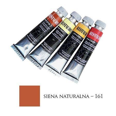 Farba Restauro 20ml, 161 - siena naturalna – MA00161