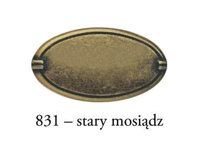 Gałka meblowa  Ringlet 8871.831