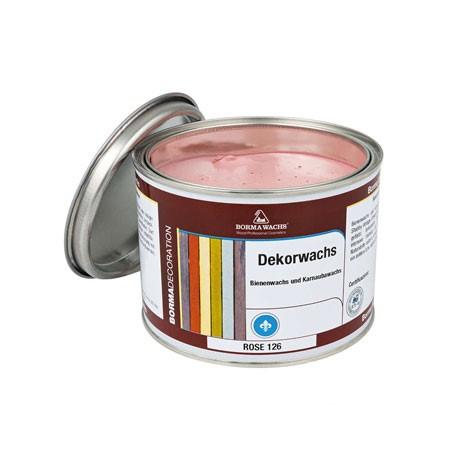 Wosk dekoracyjny, postarzający, różowy 500 ml – BW00045