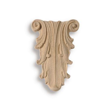 Ornament dekor z pyłu drzewnego F560104