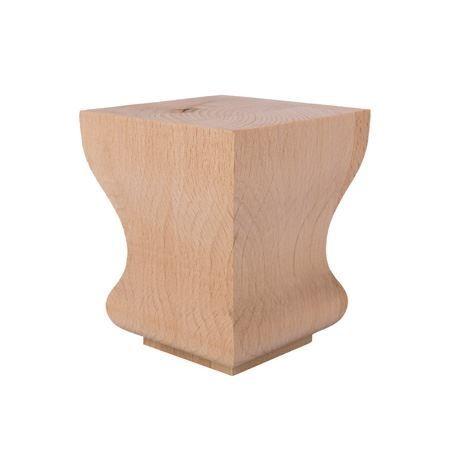 Noga drewniana WY01051