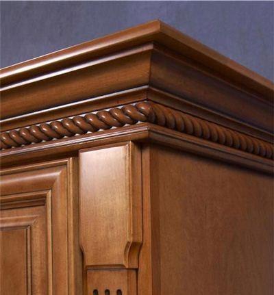 listwa drewniana półwalek EM00033M