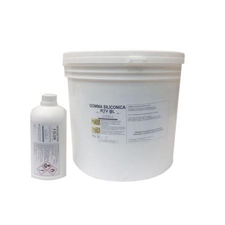 Guma silikonowa do odlewów 1 kg – I153503