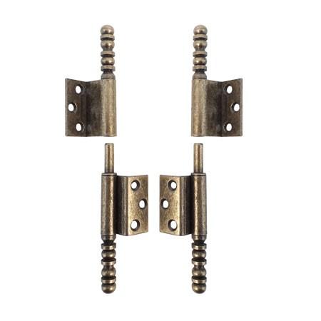 Zawias do mebli składany, łamany, kątowy lewy – CM00012L