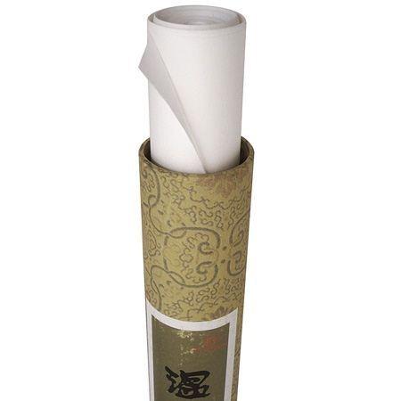 Bibuła chińska Wenzhou biała w rolce 30g/m2 – B02011