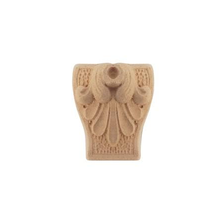 Ornament  z pyłu drzewnego F560652