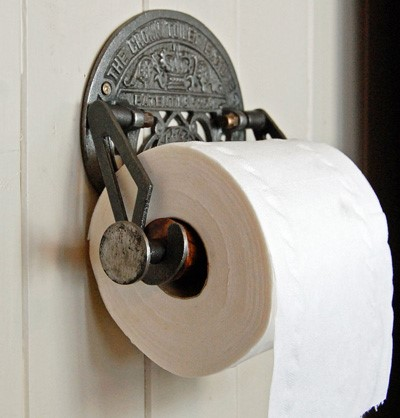 Uchwyt na papier toaletowy Crown 200GB.04059.19