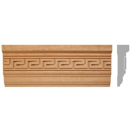 listwa, gzyms drewniany rzeźbiony EM00296