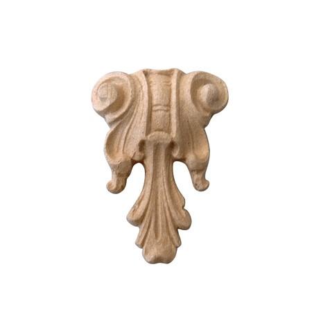Ornament dekor  z pyłu drzewnego F560114