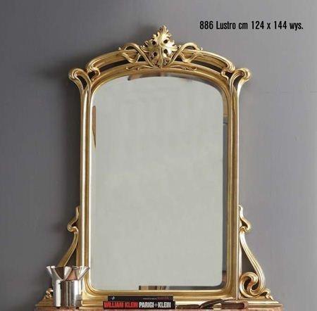 Konsola z lustrem F560886