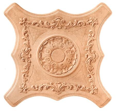 Ornament Panel z pyłu drzewnego F560507