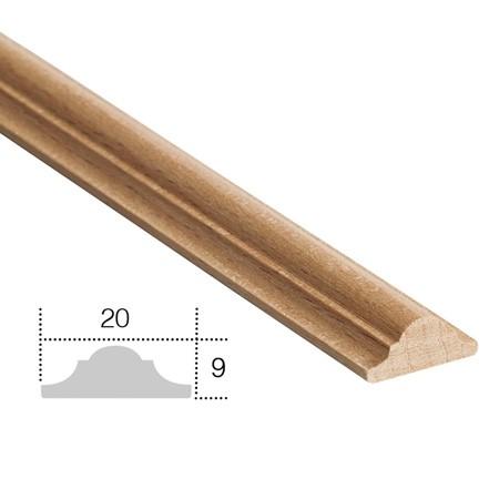 listwa drewniana ozdobna EM00606L