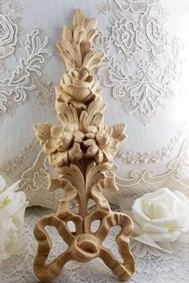 Ornament dekor z pyłu drzewnego  F560399