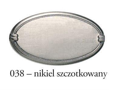 Gałka meblowa  slope 8790.038