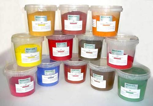 Pigment zieleń wapienna 1 kg – B05264