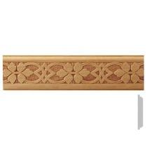 listwa drewniana ozdobna z wzorem EM00509