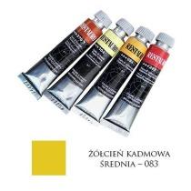Farba Restauro 20ml, 083 - żółcień kadmowa średnia – MA0083