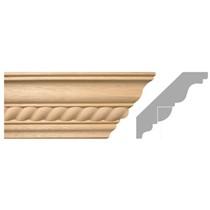 listwa , gzyms drewniany rzeźbiony EM00283