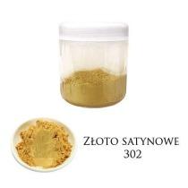 Złoto mineralne satynowe 45g – MK00302