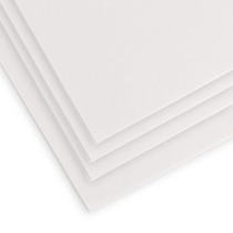 Masa papiernicza w arkuszach, biała – B02037