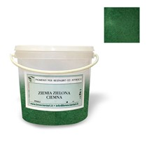 Pigment ziemia zielona ciemna 1 kg – B05263
